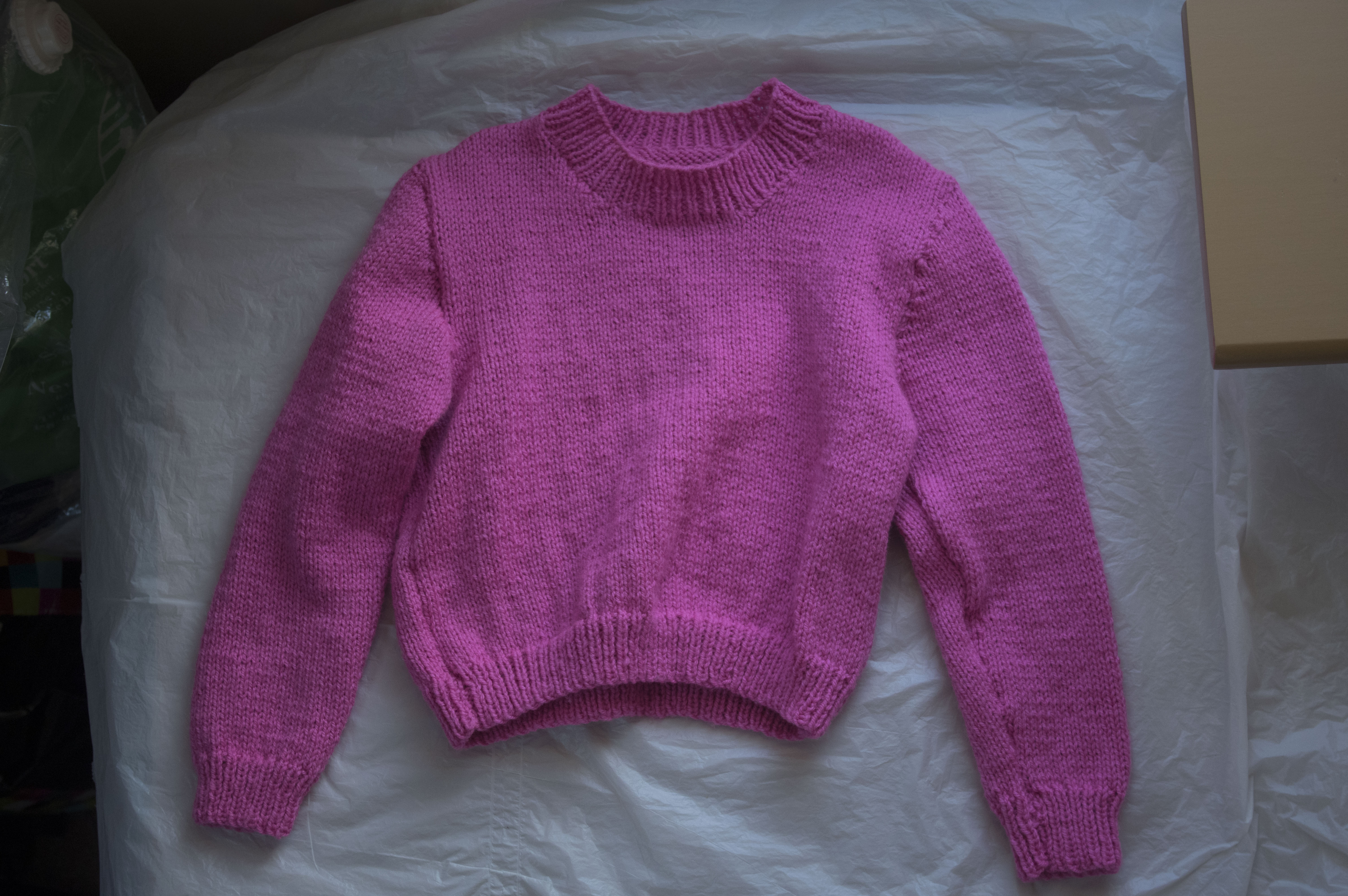girls-jumper-pink